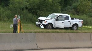 Fatal Truck Accident in Salem Township